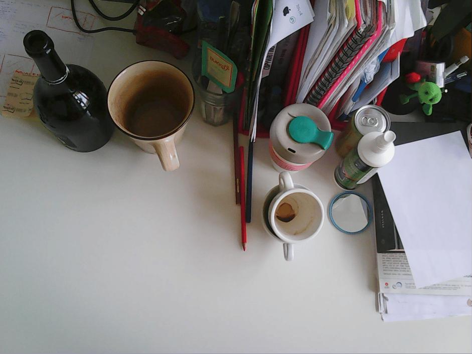 Stůl keativního marketingu