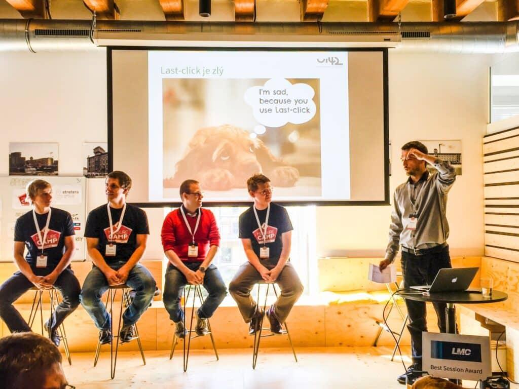 Measurecamp Praha 2015 A tým