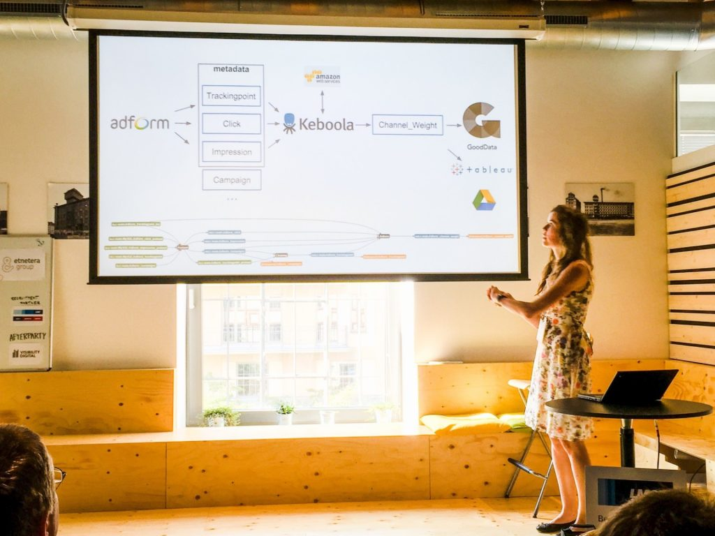 MeasureCamp Praha 2015 Lucie Sperkova